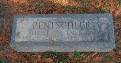 Alice L. Rentschler