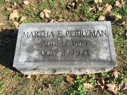 Martha Ethel Perryman