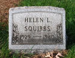Helen Louise Squibbs