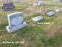 Anna Paulina <I>Horn</I> Baker