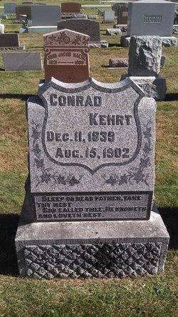 Conrad Kehrt