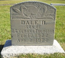 Dale Blake Thurgood