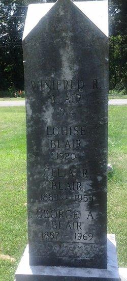 Winifred Ruth Blair