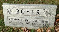 Woodrow Melvin Boyer