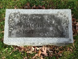 Nancy Ann <I>Borland</I> McGiffin