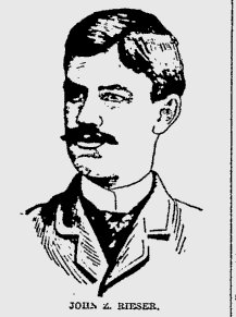 John Z Rieser 1867 1943 Find A Grave Memorial