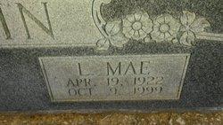 Loveta Mae <I>McDaniel</I> Anglin