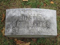 Gertie <I>Meyer</I> Feinstein