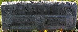 Hannah C. <I>Richard</I> Snell