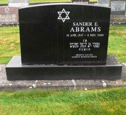 Sander E. Abrams