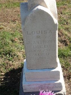 Louisa Elizabeth <I>Campbell</I> Anthony