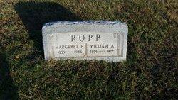 William A Ropp
