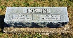 Ella Ellen <I>Rathbun</I> Tomlin