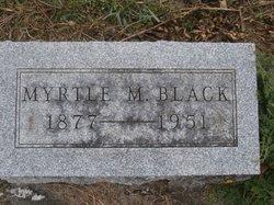 Myrtle M. <I>Gallaher</I> Black