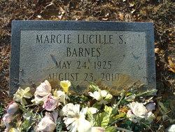Margie Lucille <I>Schrage</I> Barnes