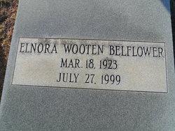 Elnora <I>Wooten</I> Belflower