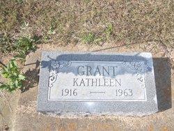 Kathleen <I>Ramming</I> Grant