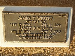 Janet B. Wester