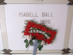 Isabell <I>Shewmaker</I> Ball