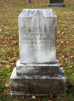 Laura I <I>Tucker</I> Campbell