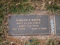 Harlan Phillip Baker