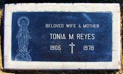 Antonia <I>Molina</I> Reyes