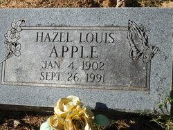 Hazel Louis Apple