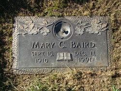 Mary C Baird