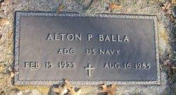 Alton P Balla