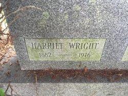 Harriet <I>Wright</I> Belden