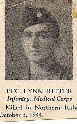 PFC Lynn Ernest Ritter, Jr
