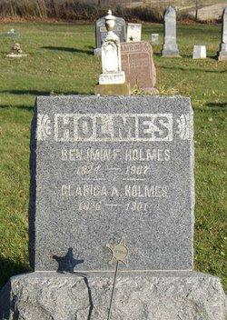 Benjamin Franklin Holmes