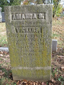 Amanda S. Vickers