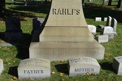 George Heinrich Rahlfs, Sr