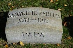 George Heinrich Rahlfs, Jr