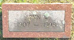 John W Raymond