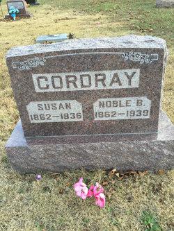 Susan <I>Gough</I> Cordray