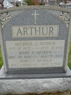James Paul Arthur