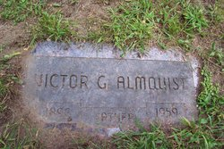 Victor G Almquist