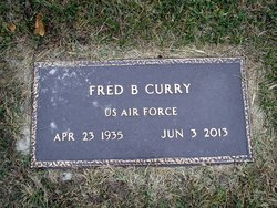 Fred B. Curry, Jr