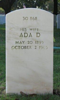 Ada D <I>Carter</I> Smith