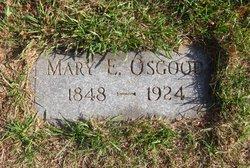 Mary Etta <I>Wright</I> Osgood