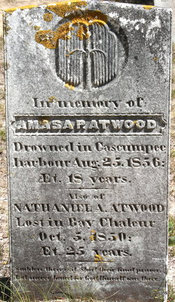 Nathaniel A Atwood
