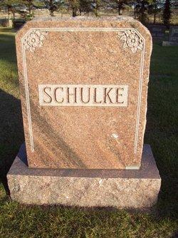 Olive B. <I>Hasbrouck</I> Schulke