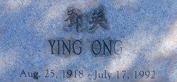 Ying Ong