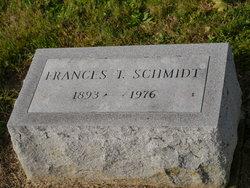 Frances Matilda <I>Trexler</I> Schmidt