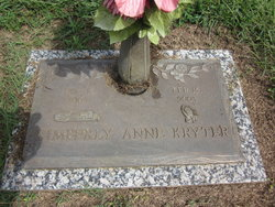 Kimberly Anne Kryter