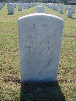 Ruth R Cuppy