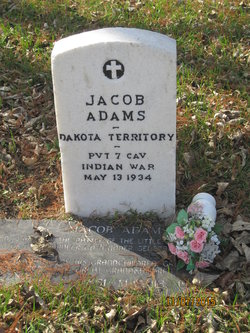 Pvt Jacob Adams