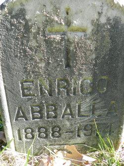 Enrico Abballa